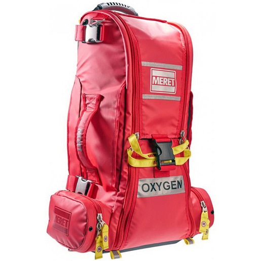 *Limited Quantity* RECOVER PRO O2 Response Bag, Red