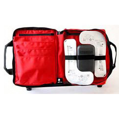 Supply Deluxe King Vision® Video Laryngoscope Bag, Red