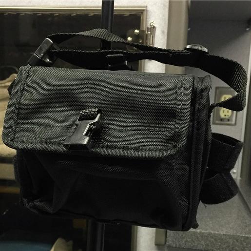 CME Bodyguard Twins IV Pump Carry Case