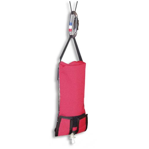 IV Kit, Cordura Nylon, Red