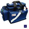 Trauma/Oxygen Deployment Bag, 23in L x 13-1/2in W x 14in D, Navy, 1000Denier Cordura