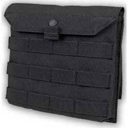 Utility Pouch For QuikLitter™ Lite Stretcher, 8in x 8.5in x 1in