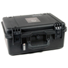 LifeBox50 Transport Container with Digital Thermometer, Black, Standard