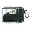 1020 Micro Series Protector Case™ Clear, Black