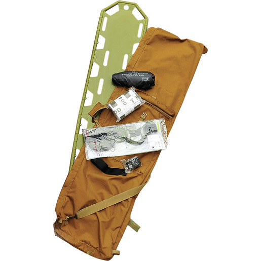 *Limited Quantity* TitanCare™ Ortho/Immobilization Bag, Coyote Brown