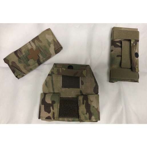 Multicam Holster for the MET Gen III Tourniquet