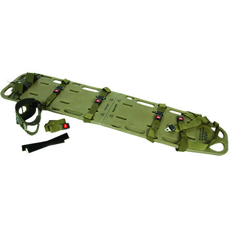 Tactical Field Spinal Immobilization Kit, Olive Drab