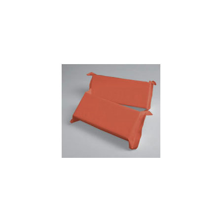 Head Blocks with Handle, 4in x 5in x 10in, Orange