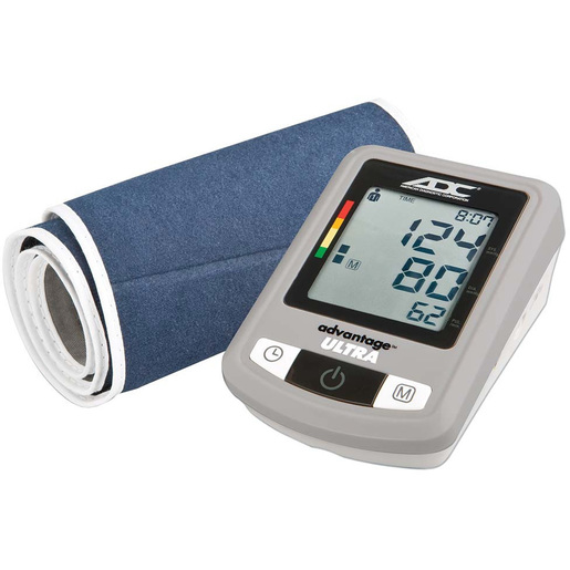 Advantage™ Ultra 6023N Automatic Digital Blood Pressure Monitor, Navy, Extended Range 22 to 46cm