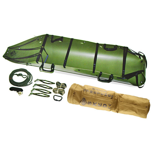 Sked® Stretcher Basic Rescue System, Olive Drab