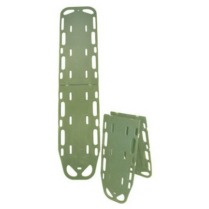 Folding Backboard, Olive Drab