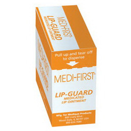 Medi-First® Lip Guard, 1/57oz