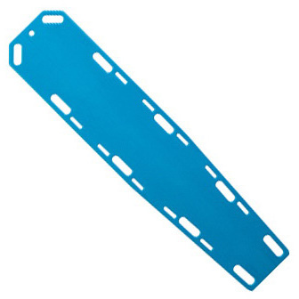 LSP HDx® Backboard with 10 Pins, Blue