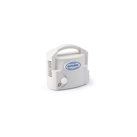 Pulmo-Aide® Compact Compressor Nebulizer System *Non-Returnable and Non-Cancelable*