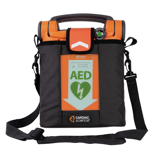Powerheart® G5 AED Semi Automatic with ICPR, Dual Language