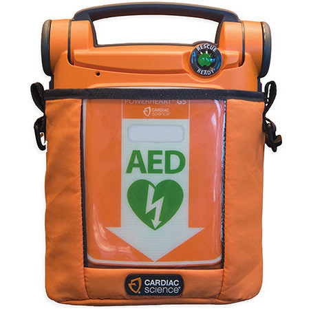 Powerheart® G5 AED Semi Automatic with AED, Dual Language, S Package