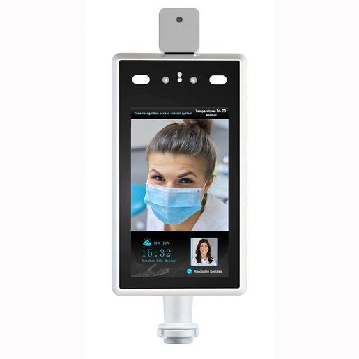Body Temperature Scanner Camera
