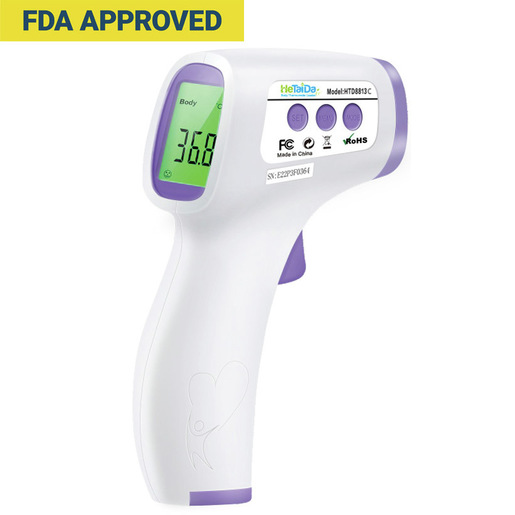 IR 300 Non-Contact Infrared Thermometer *FDA Approved* *Non-Returnable*