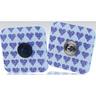 Softrace® Cloth Repositionable ECG Electrodes, Medium, Adult