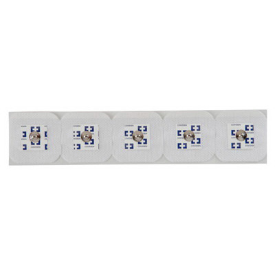 Kendall™ 7600 Series Electrodes, 1-3/4in x 1-7/8in, Pediatric
