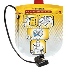 Adult Defibrillation Pad