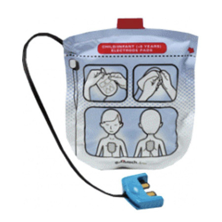 Defibrillation Pads, Pediatric *Non-Returnable and Non-Cancelable*