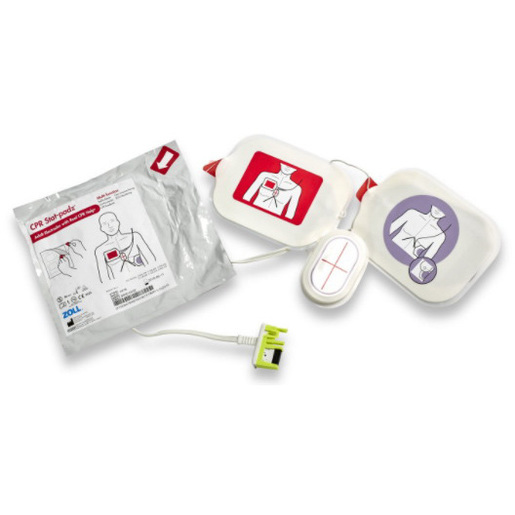 Stat-Padz® HVP Multi-function CPR Electrodes, Adult