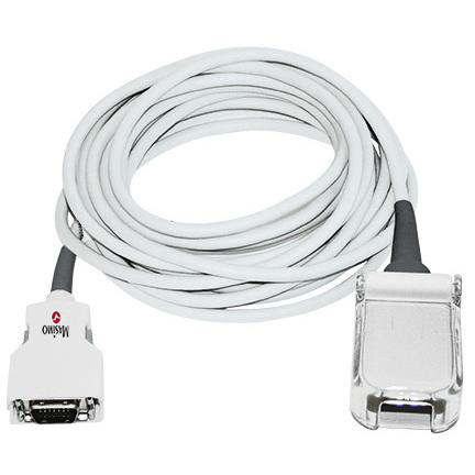 Masimo SET® LNCS®-4 Patient Cable, 10ft L