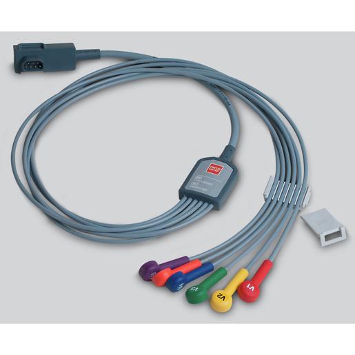 6-Wire Precordial Leads