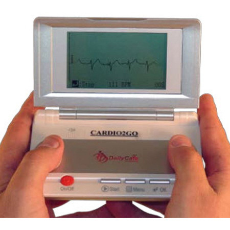 *Limited Quantity* Cardio2Go™ Handheld Heart Monitor