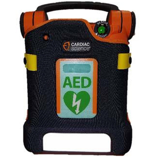 Powerheart® G5 AED Quick Response Package with ICPR, Adult, Fully-automatic