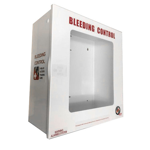 *Custom* Curaplex® Bleeding Control Cabinet, Maryland, Wall Mount