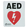 AED Window Decal