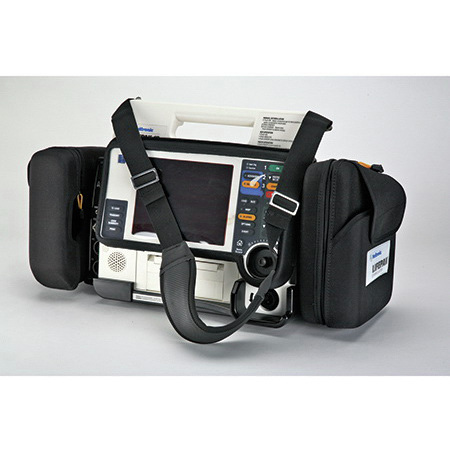 Carrying Case for LifePak 12 with AC Power Adapter