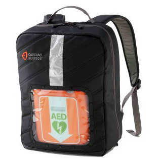 Powerheart® G5 AED Enclosed Backpack