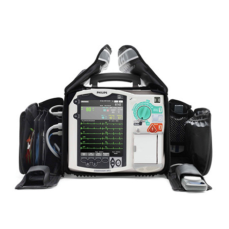 *Discontinued* MRx Complete EVA Carrying Case, for Heart-Start® MRx
