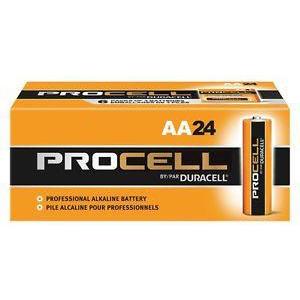 Duracell Procell Alkaline Battery, 1.5V