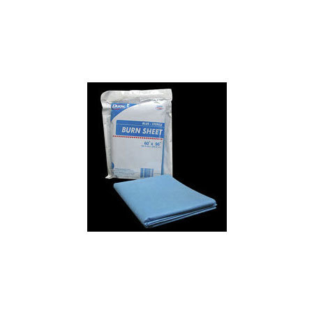 *Limited Quantity* Burn Sheet, Sterile, SMS Blue, 60in x 90in