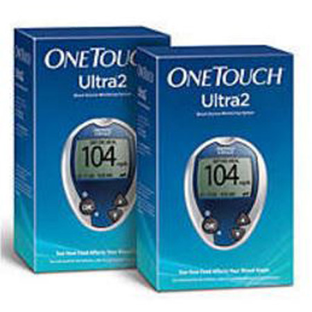 *Discontinued* OneTouch Ultra Blood Glucose Monitoring System, Tiny Blood Sample