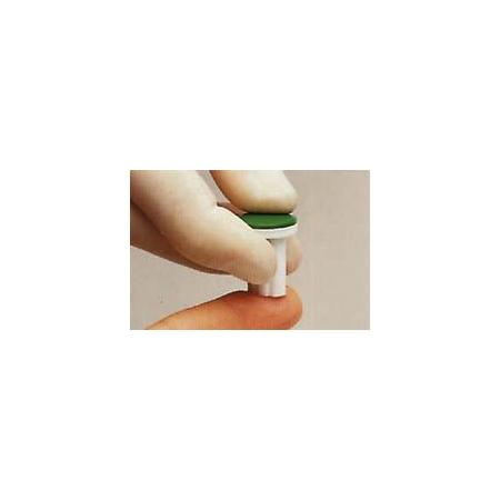 Haemolance Plus® Lancet, Green, 21ga x 1.8mm D
