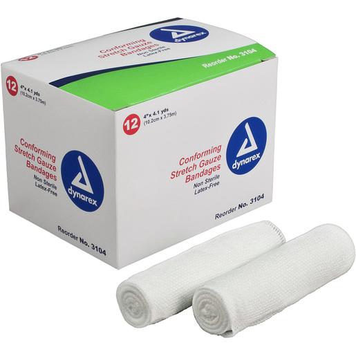 Non-Sterile Stretch Gauze Bandages