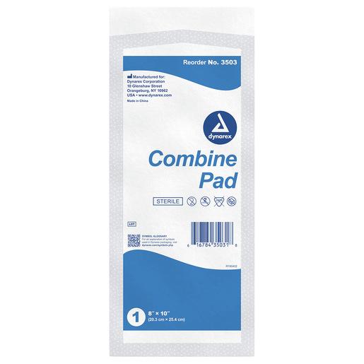 Combine Pads, Sterile