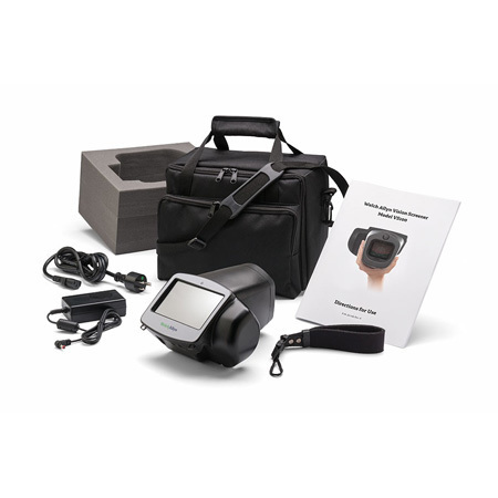 Spot™ VS100 Vision Screener with Carrying Case