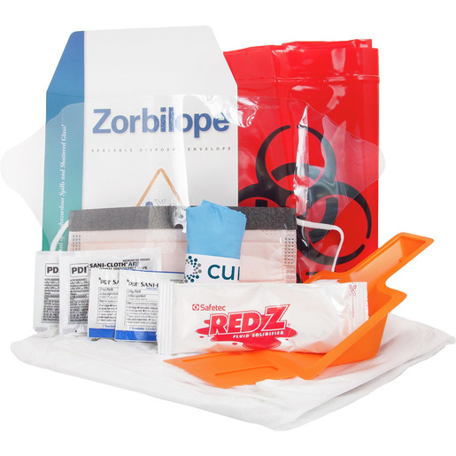 Intermediate Fluid Spill Kit