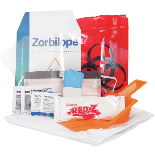 Deluxe Fluid Spill Kit