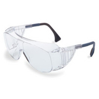 Uvex™ Ultra-spec 2001 OTG, Clear Lens, Clear Frame