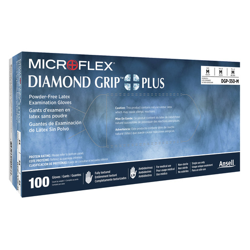 Diamond Grip Plus Gloves