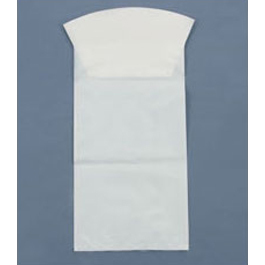 *Limited Quantity* Emesis Bag without Hand Protection, Opaque White