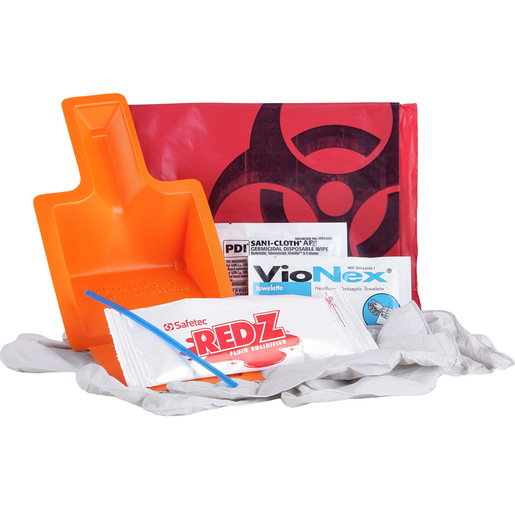 Curaplex® Fluid Spill Kit
