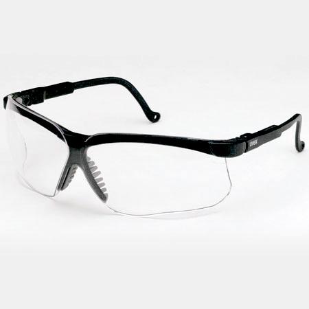Genesis Black Frame Safety Glasses